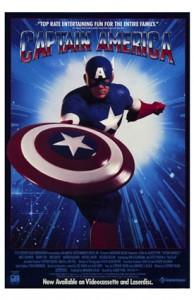 Captain America Film 1990