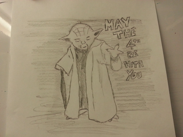 day 4 - star wars day