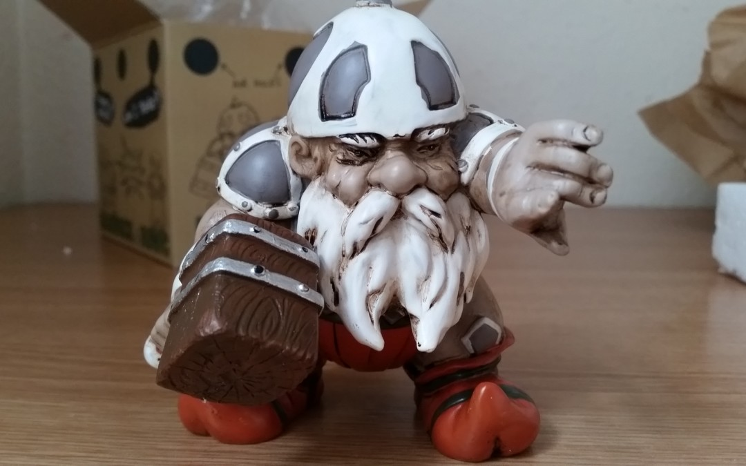 The Rise of the Hammer Gnome